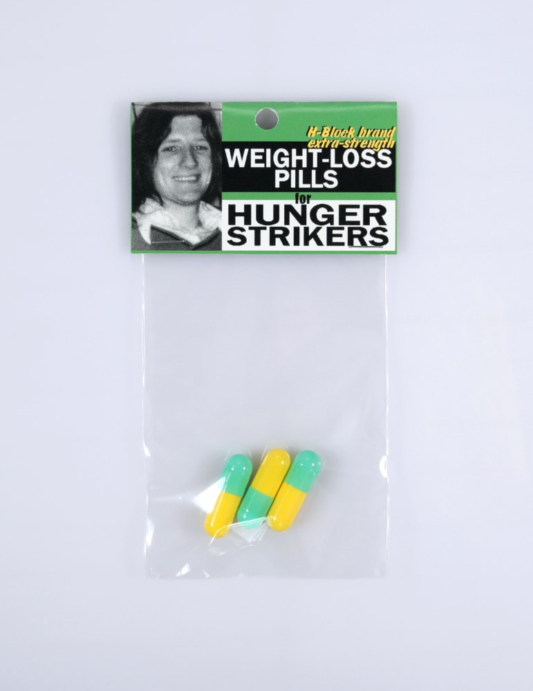 Jesus Had A Sister Productions, Weight loss pills for hunger strikers, 1998