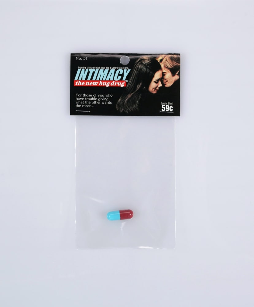 Intimacy: the new hug drug