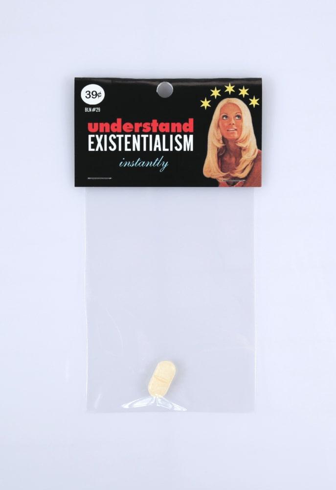 Understand existentialism