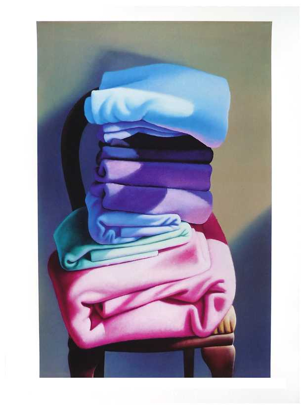 Michael SMITHER, Massage Towels and Blankets, 2009