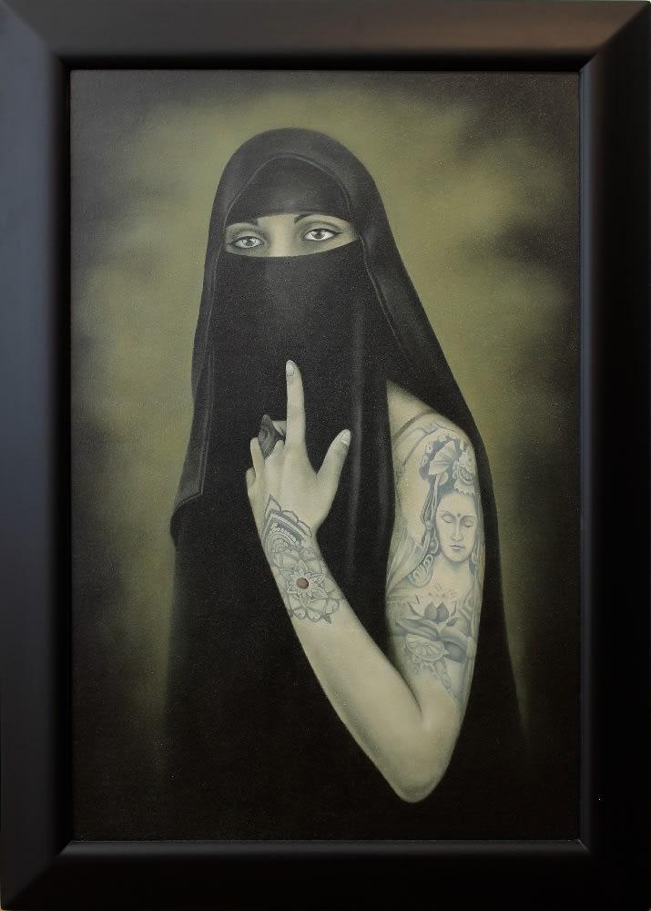 Burkababe 5