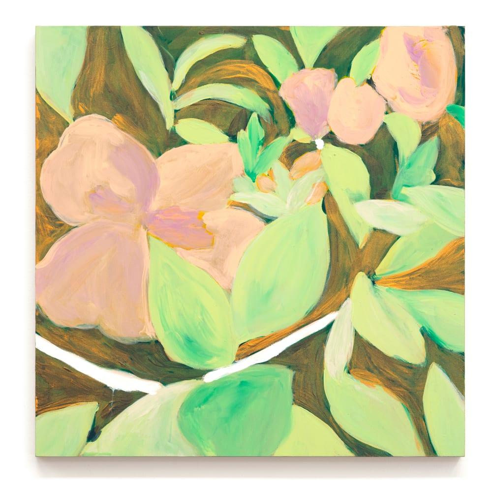 Negin Dastgheib, Falling Into Petals, 2020