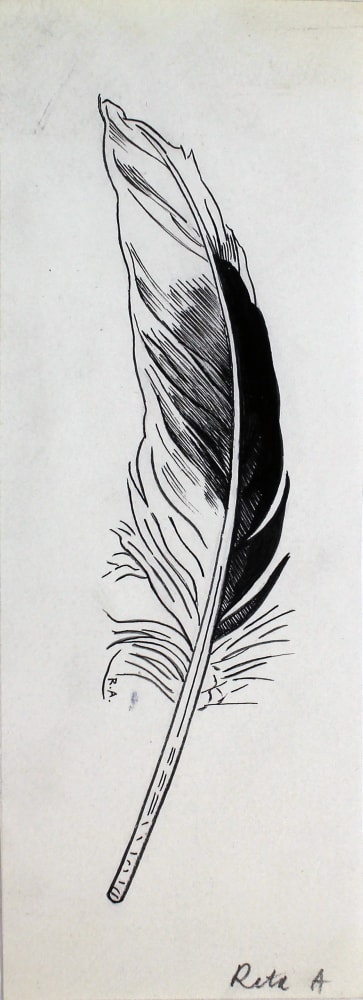 Untitled [Feather]