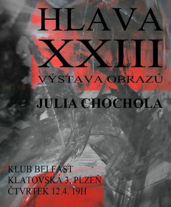 Hlava XXIII - Pilsen 2012