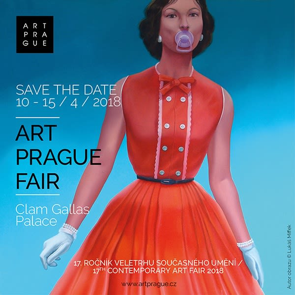 Art Prague 2018 - Clam-gallas palace
