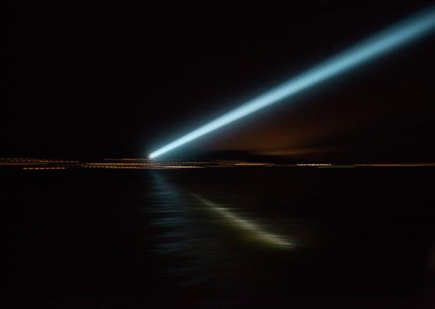Anthony McCall, Night Ship
