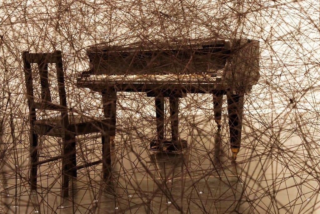 Chiharu Shiota, In Silence