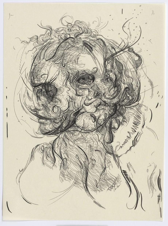Drawing 17 (after Greuze/Greuze)