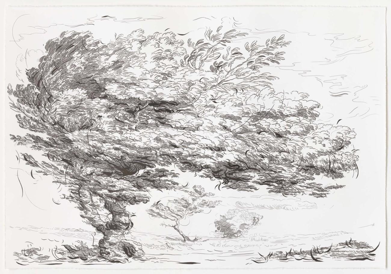 Drawing 13 (after Grimaldi/Reni)