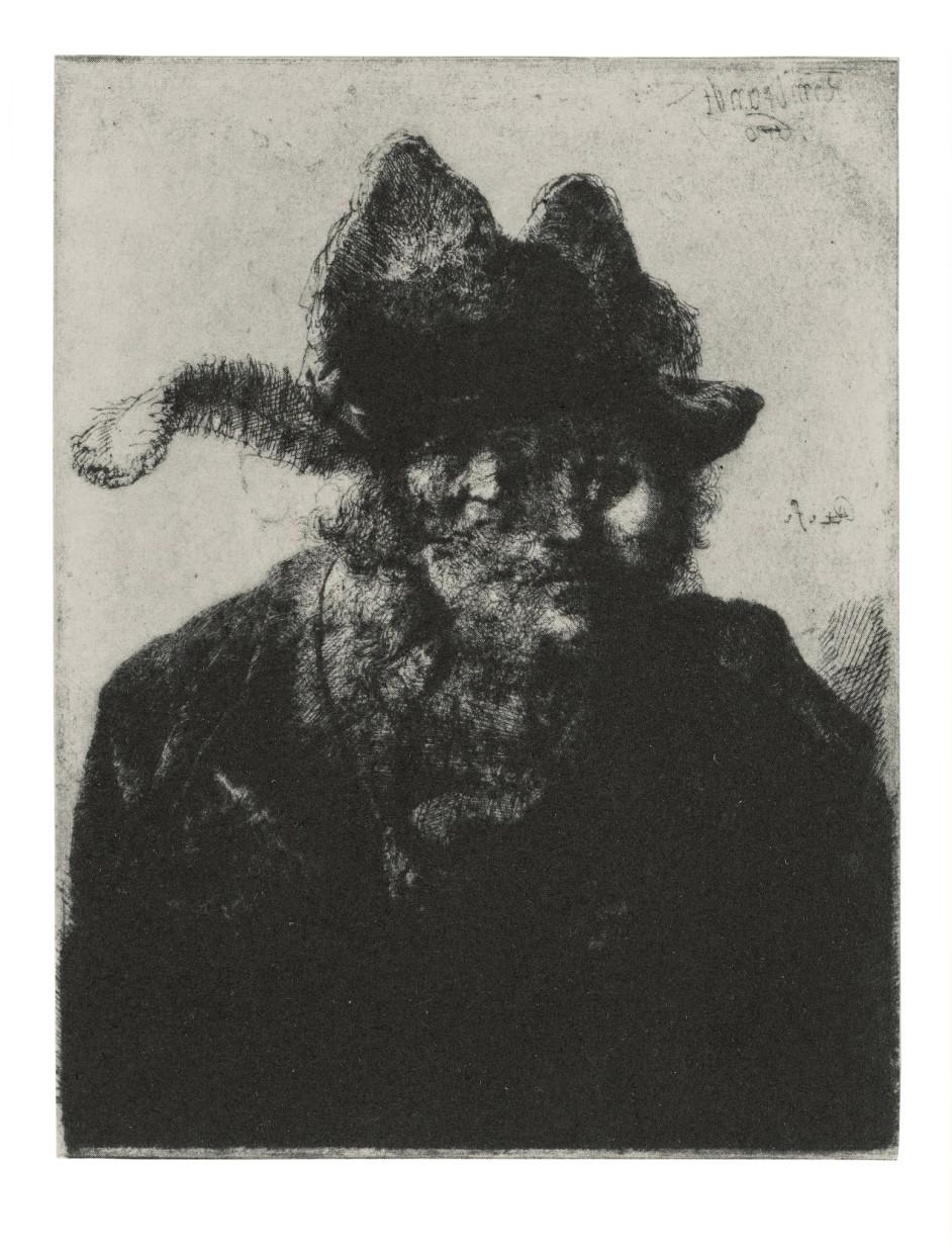 Half-Life (after Rembrandt) 6