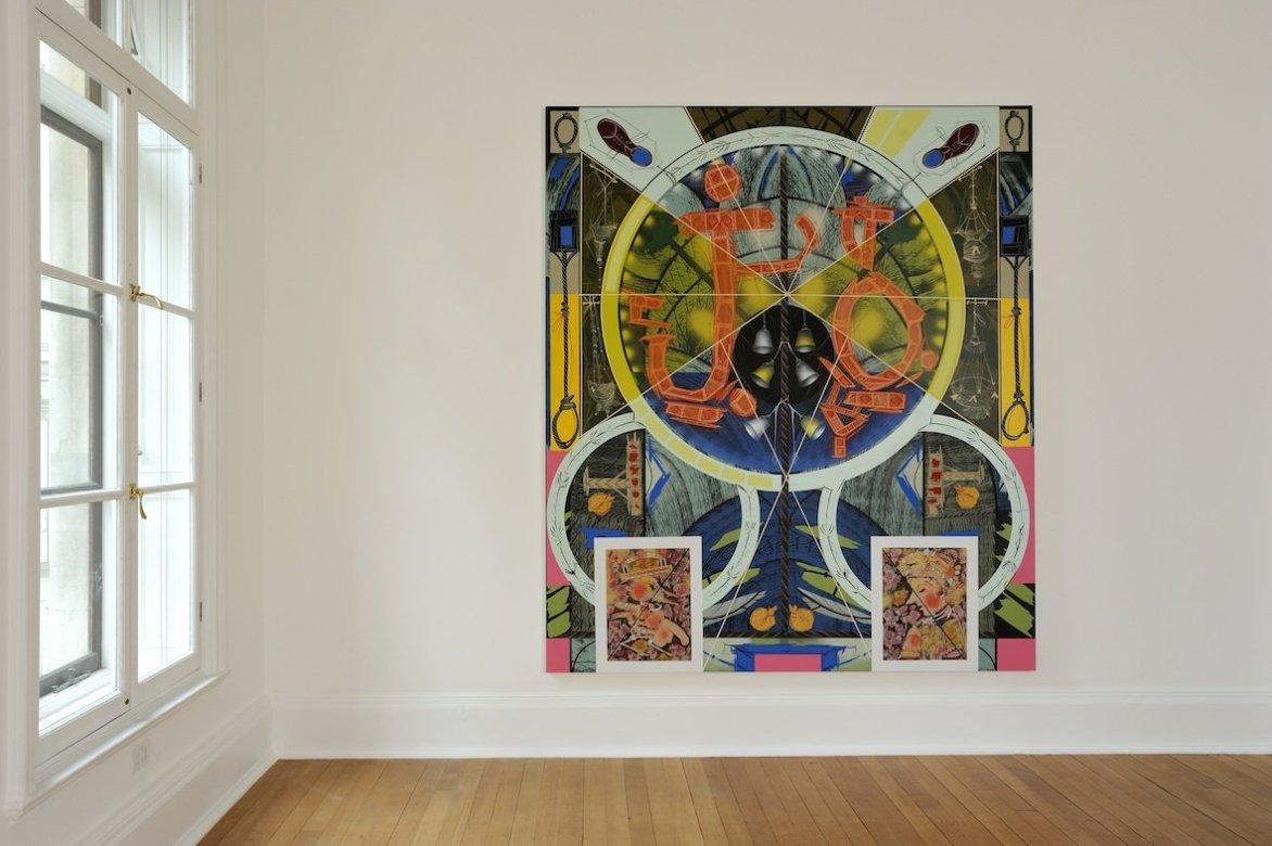 Installation view, Thomas Dane Gallery