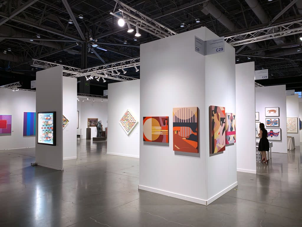 Seattle Art Fair 2019