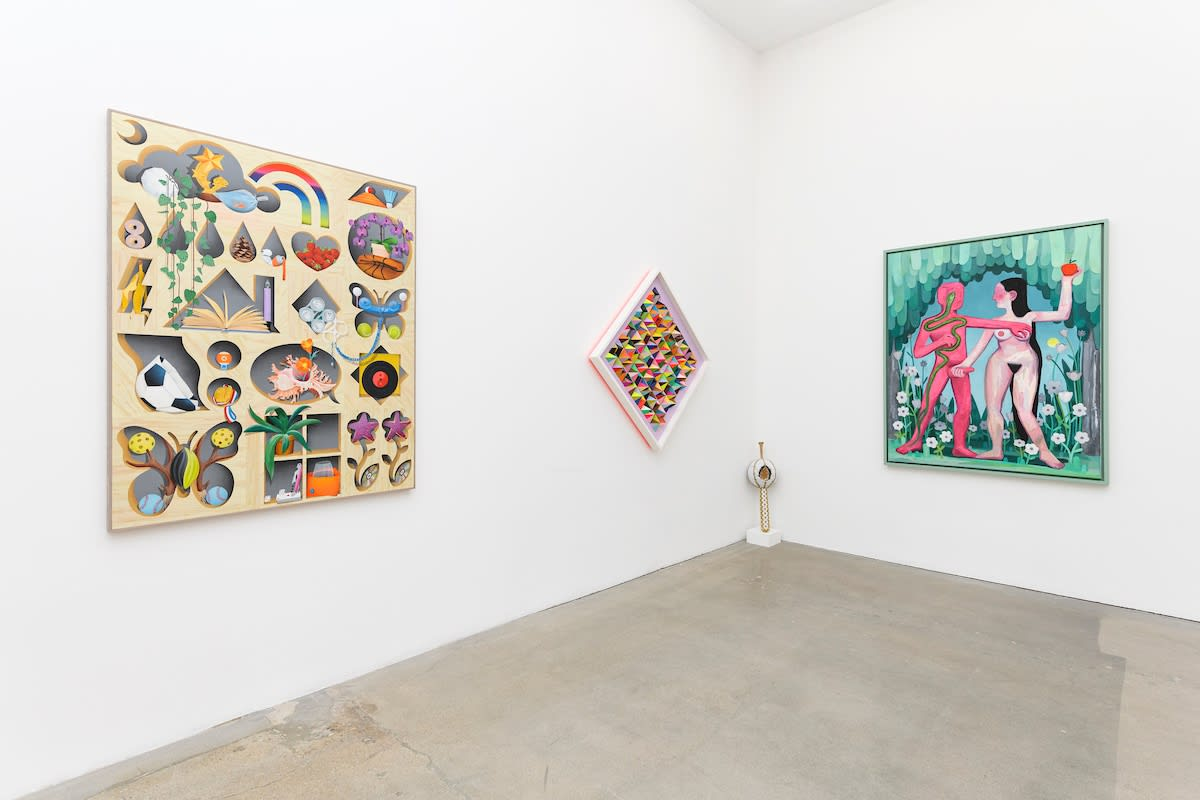 Los Angeles Inaugural Group Exhibition