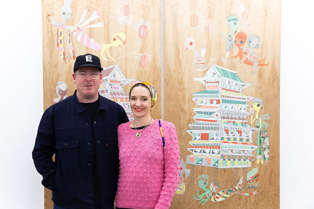 Kelly Tunstall + Ferris Plock -