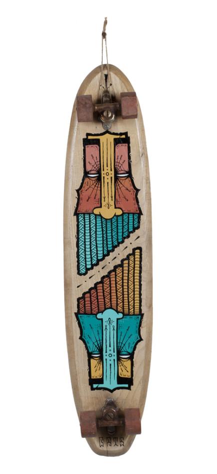 Skateboard 14