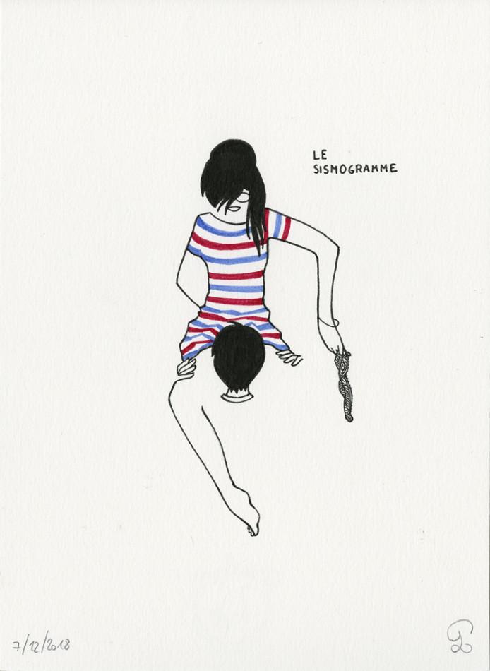 Le Sismogramme
