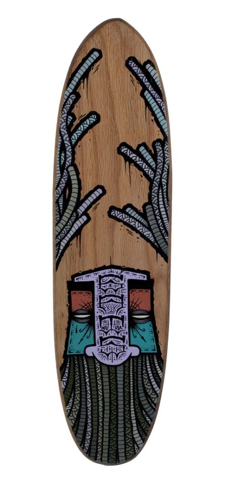 GATS, Skateboard 3, 2018