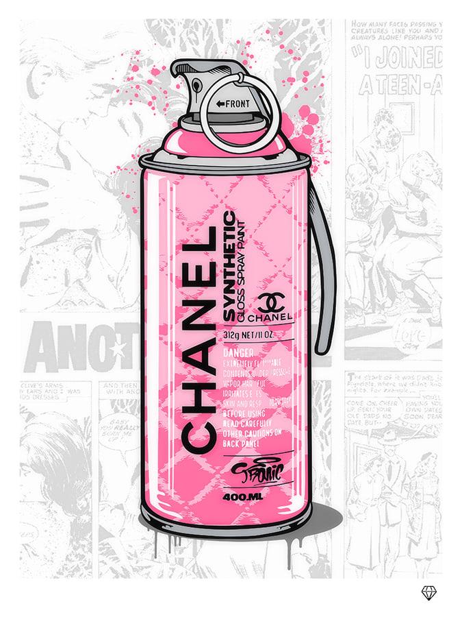 JJ Adams, Chanel - Brand Grenade, 2017