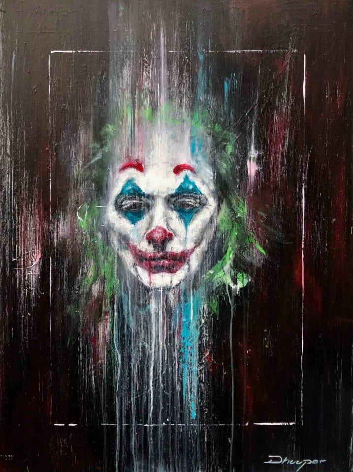 Daniel Hooper, Joker, 2019