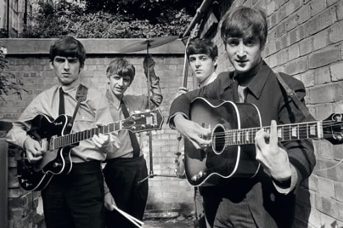 Terry O'Neill, The Beatles, 1963