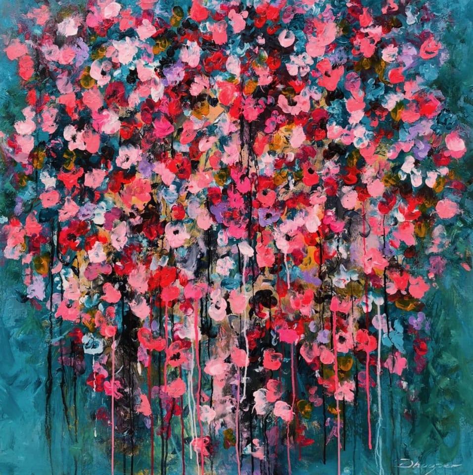 Daniel Hooper, Wild Flowers 4, 2020
