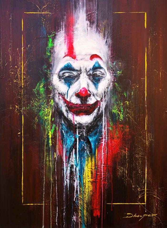 Daniel Hooper, Joker, 2020