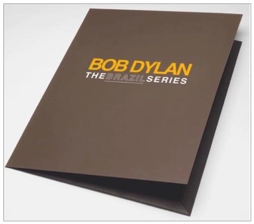Bob Dylan, The Brazil Series I - portfolio of 3, 2015