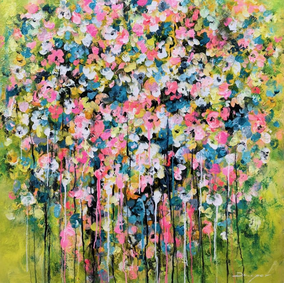 Daniel Hooper, Wild Flowers 2, 2020