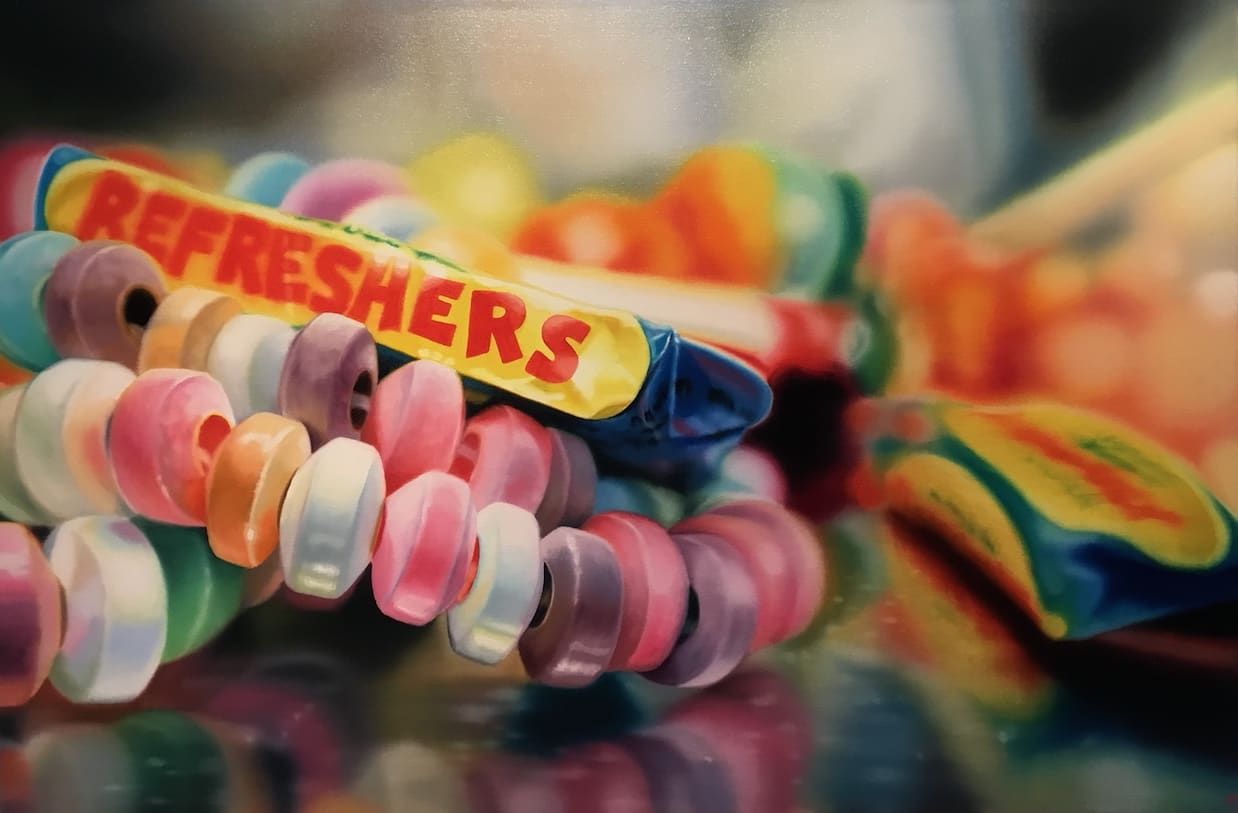 Sarah Graham, Refreshers - Original, 2008