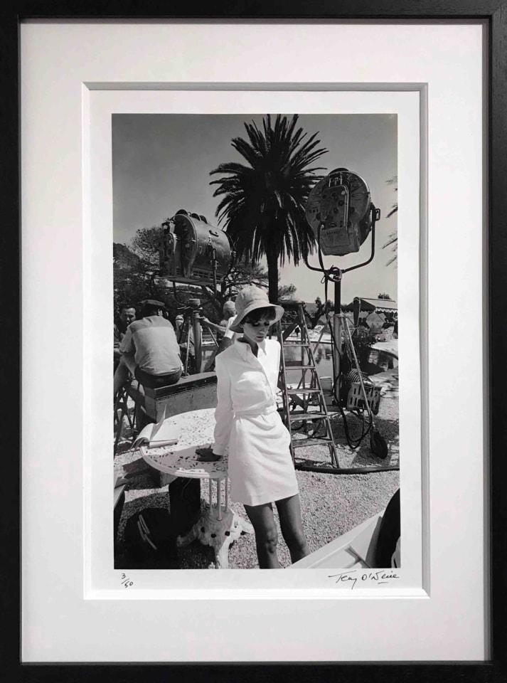 Terry O'Neill, Audrey Hepburn, 1967