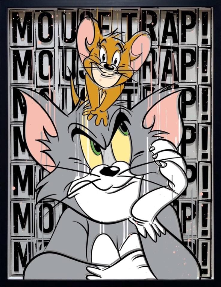 Opake One, Mouse Trap, 2021