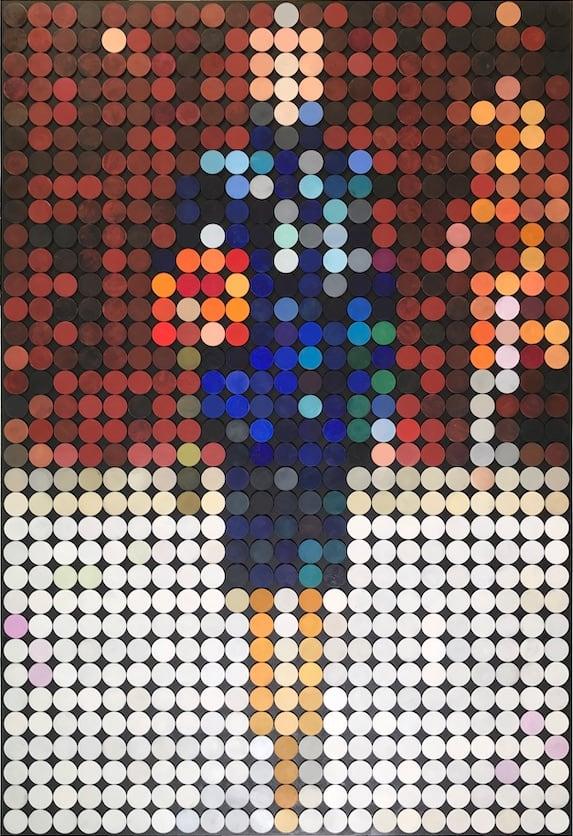 Elsbeth Shaw, Hermès (original), 2019