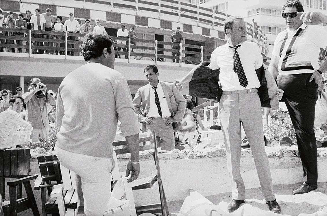 Terry O'Neill, Frank Sinatra, 1968