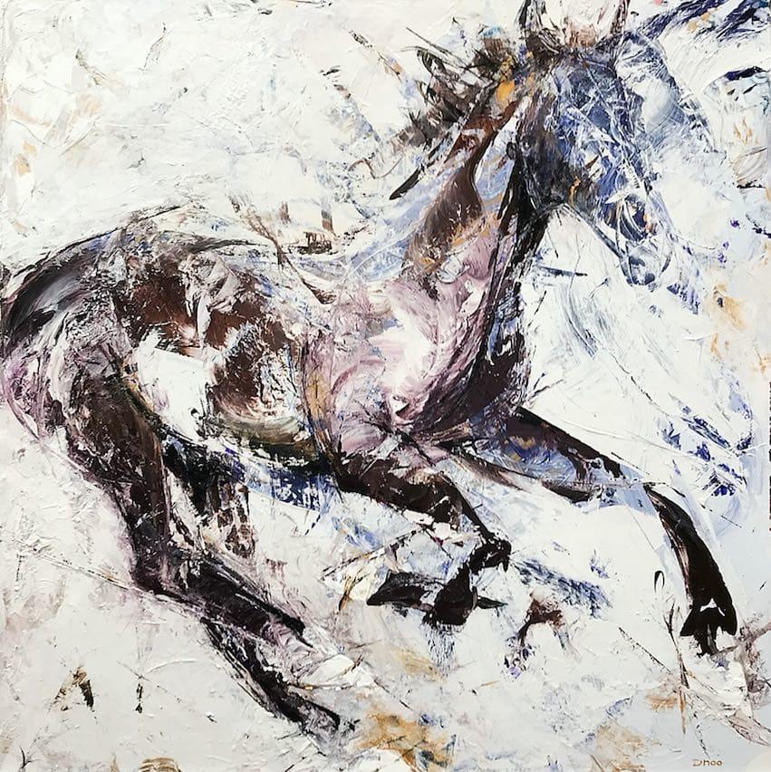 Daniel Hooper, The Gallop