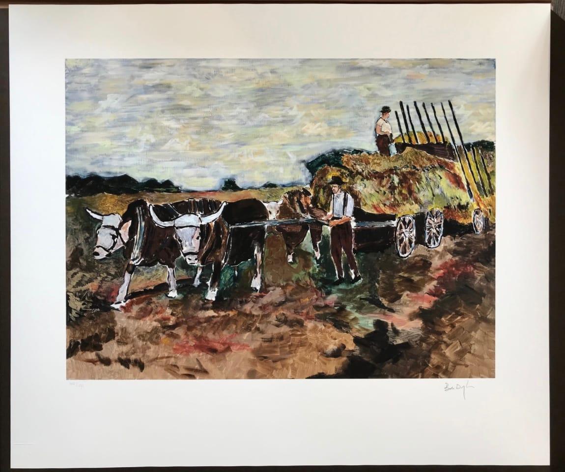 Bob Dylan, Wagon Master, 2015