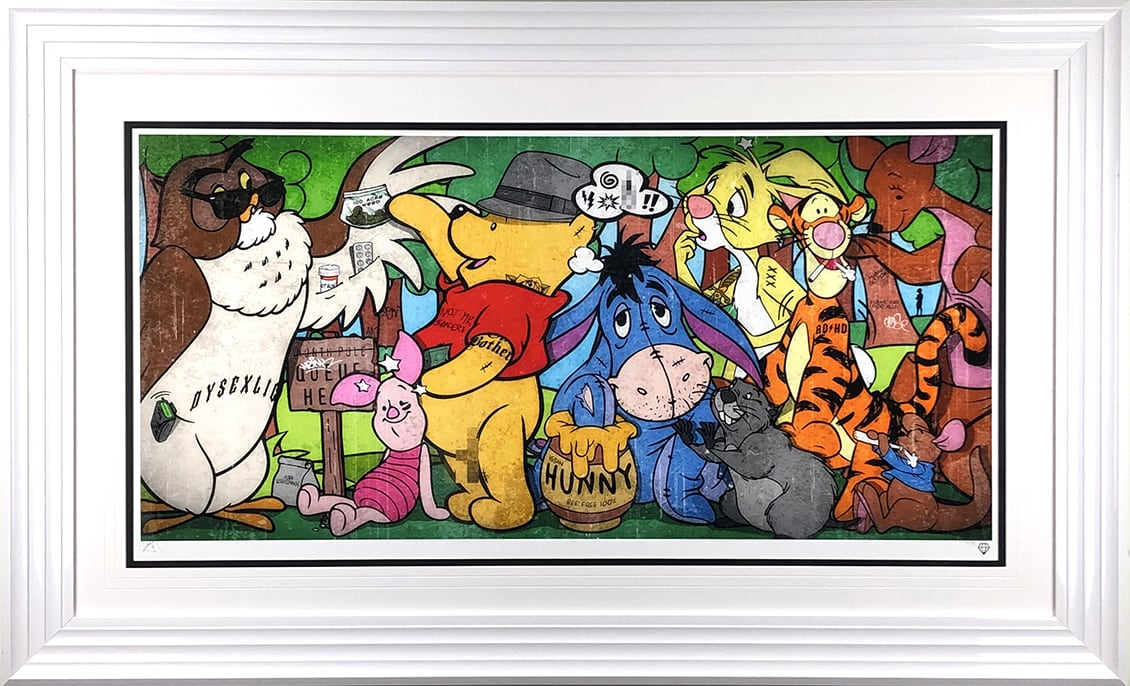 JJ Adams, Hundred Acre Weed, 2019