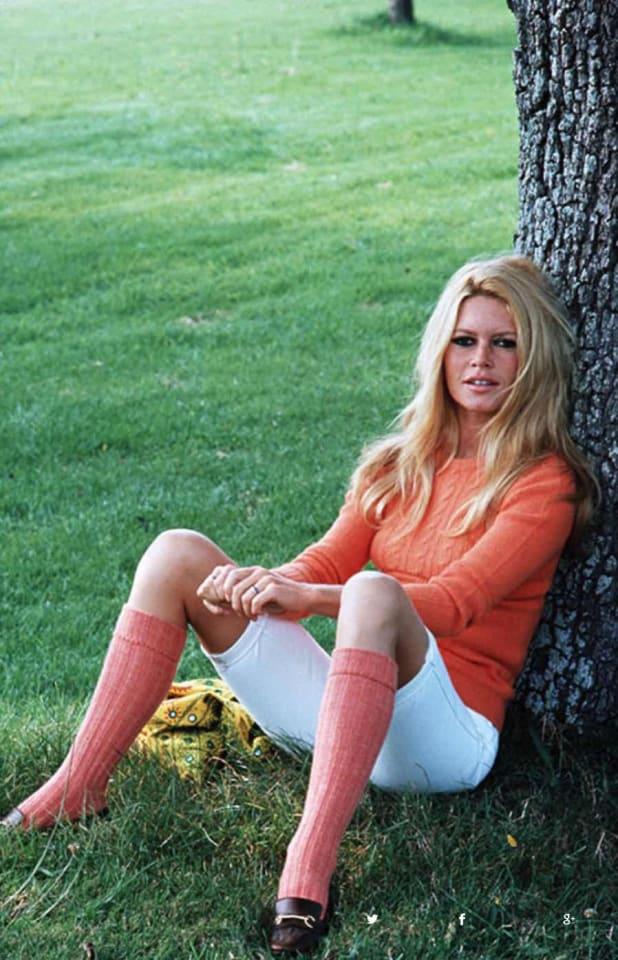 Terry O'Neill, Brigitte Bardot, 1968