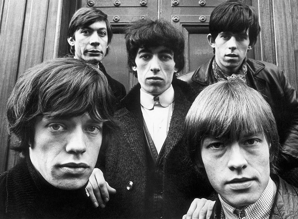 Terry O'Neill, The Early Stones, 1964
