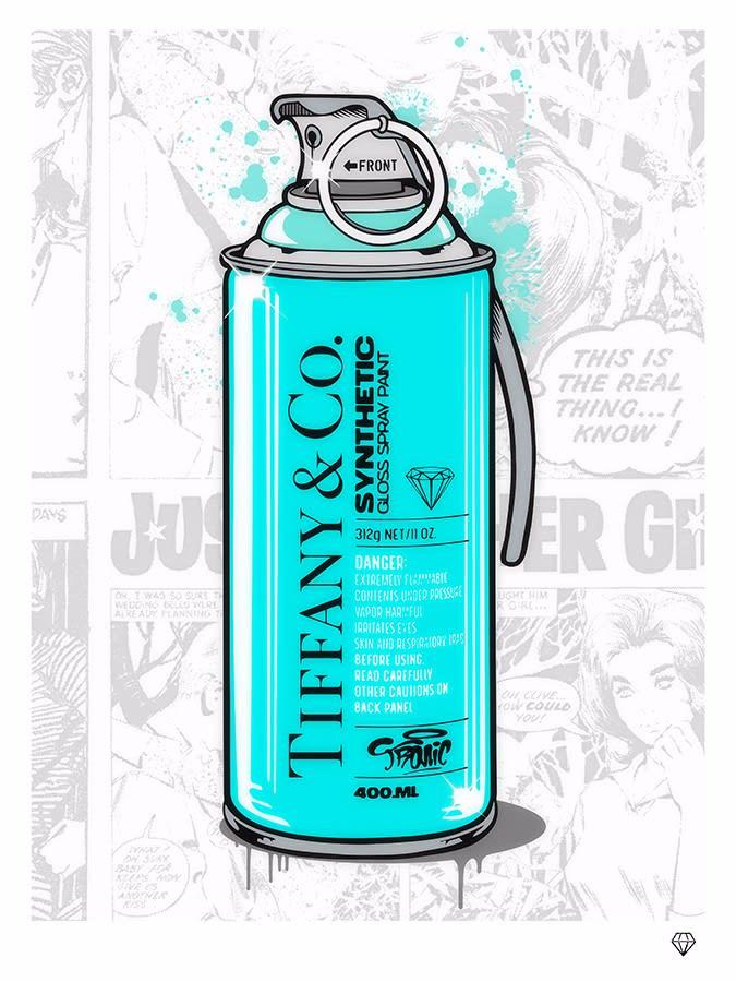 JJ Adams, Tiffany & Co. - Brand Grenade, 2017