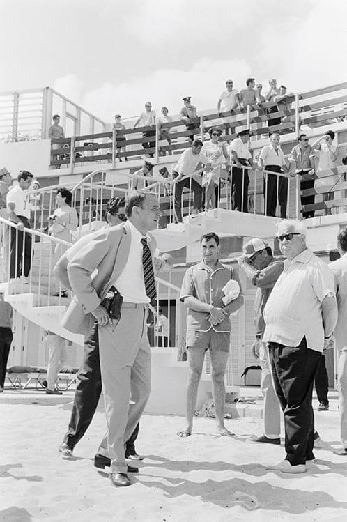 Terry O'Neill, Frank Sinatra