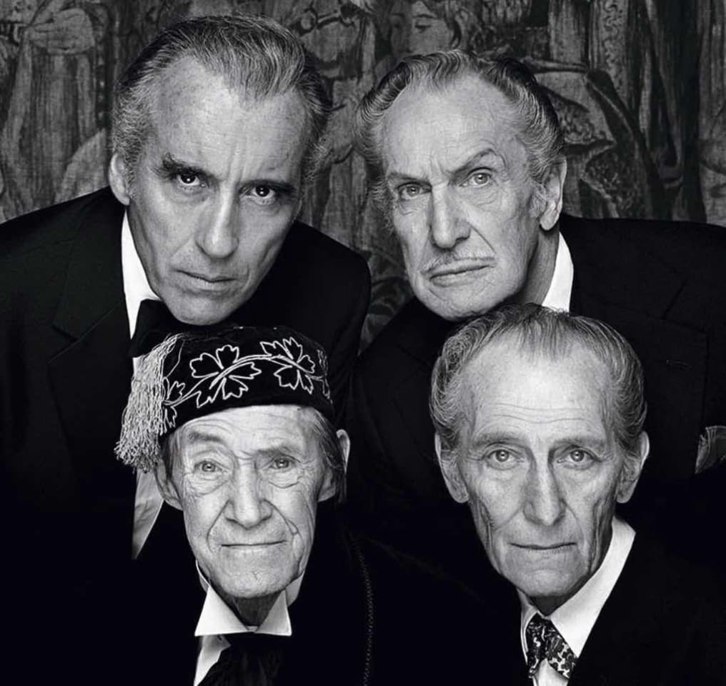 Terry O'Neill, Horror Quartet, 1982