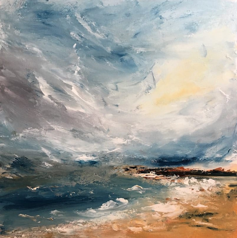 Hannya Robinson, Big Sky