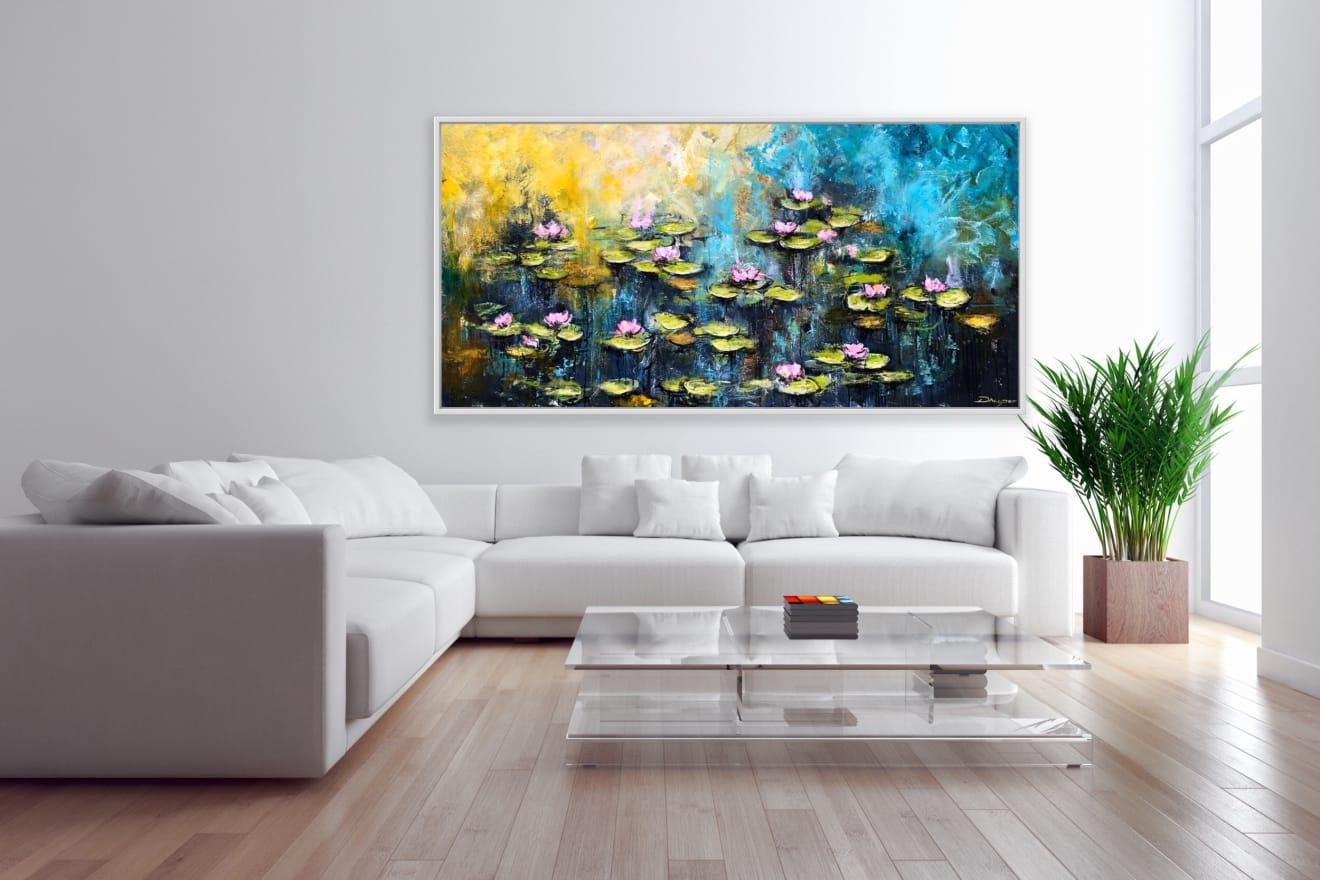 Daniel Hooper, The Lilies (2 metre), 2020
