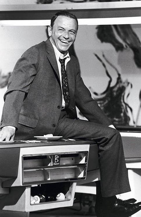 Terry O'Neill, Frank Sinatra , 1968