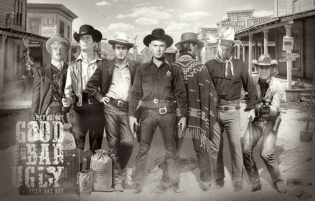JJ Adams, The Good, the Bad & the Ugly, 2018