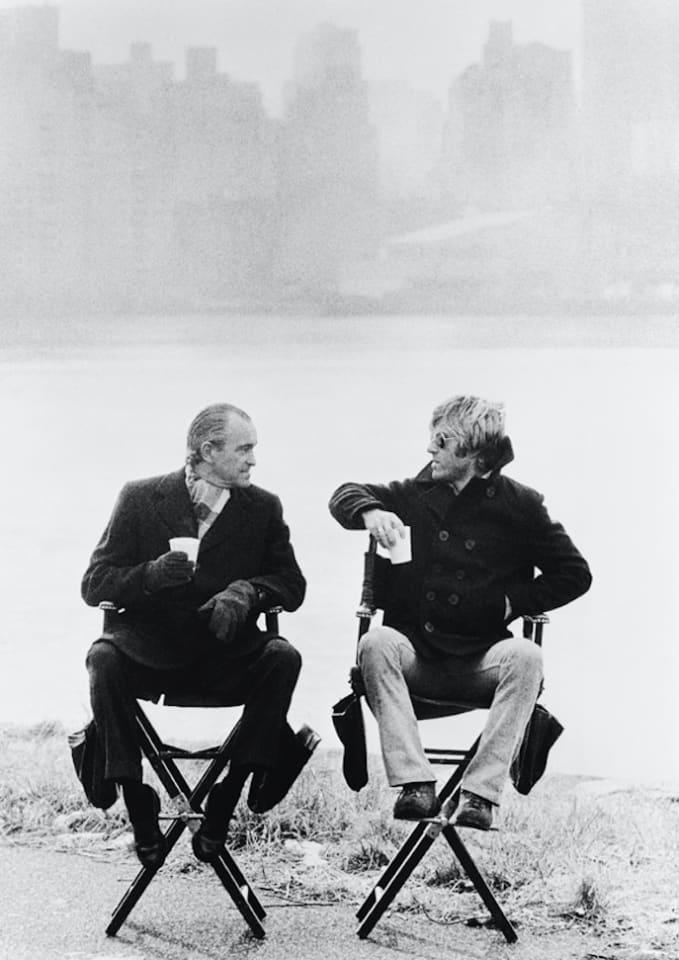 Terry O'Neill, Robert Redford, 1974