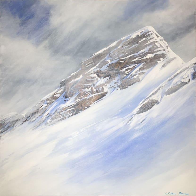 William Thomas, Solaise, Val d'Isère