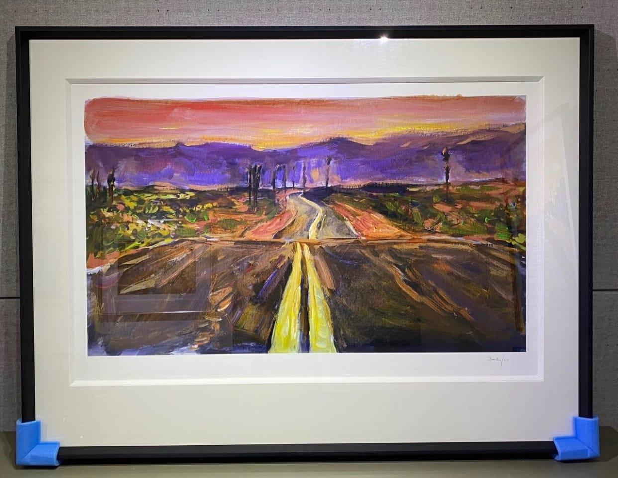 Bob Dylan, Endless Highway - Large, 2016