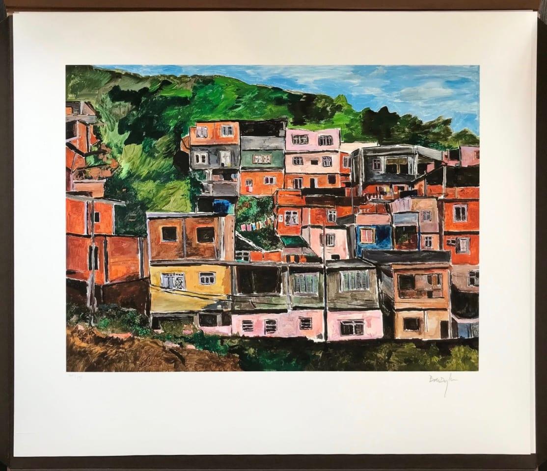 Bob Dylan, Favela Villa Candido, 2015