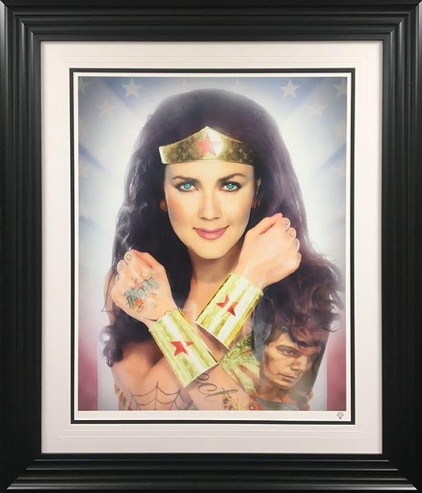 JJ Adams, Wonder Woman, 2018